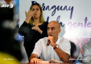 AFP | Ministro de Salud de Paraguay