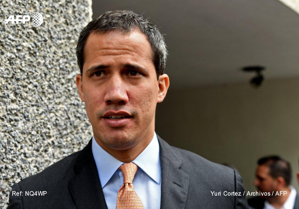 AFP | Juan Guaidó