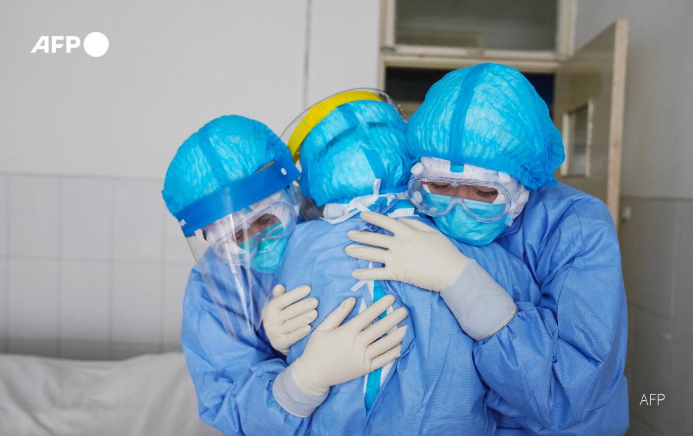 Italia agoniza ante la presión hospitalaria por la covid-19