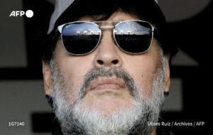 AFP   Maradona