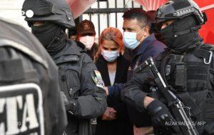 Jeanine áñez AFP