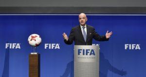 FIFA Foto AFP