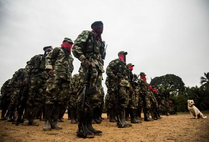 Colombia Militares