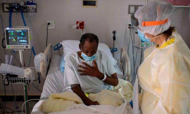 Hospitales Foto AFP