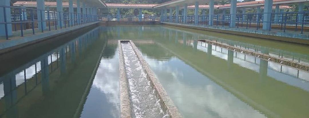 Suspendieron suministro de agua de Maturín por cierreen planta potabilizadora