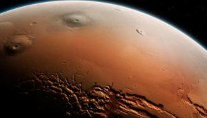 Marte agua Foto AFP