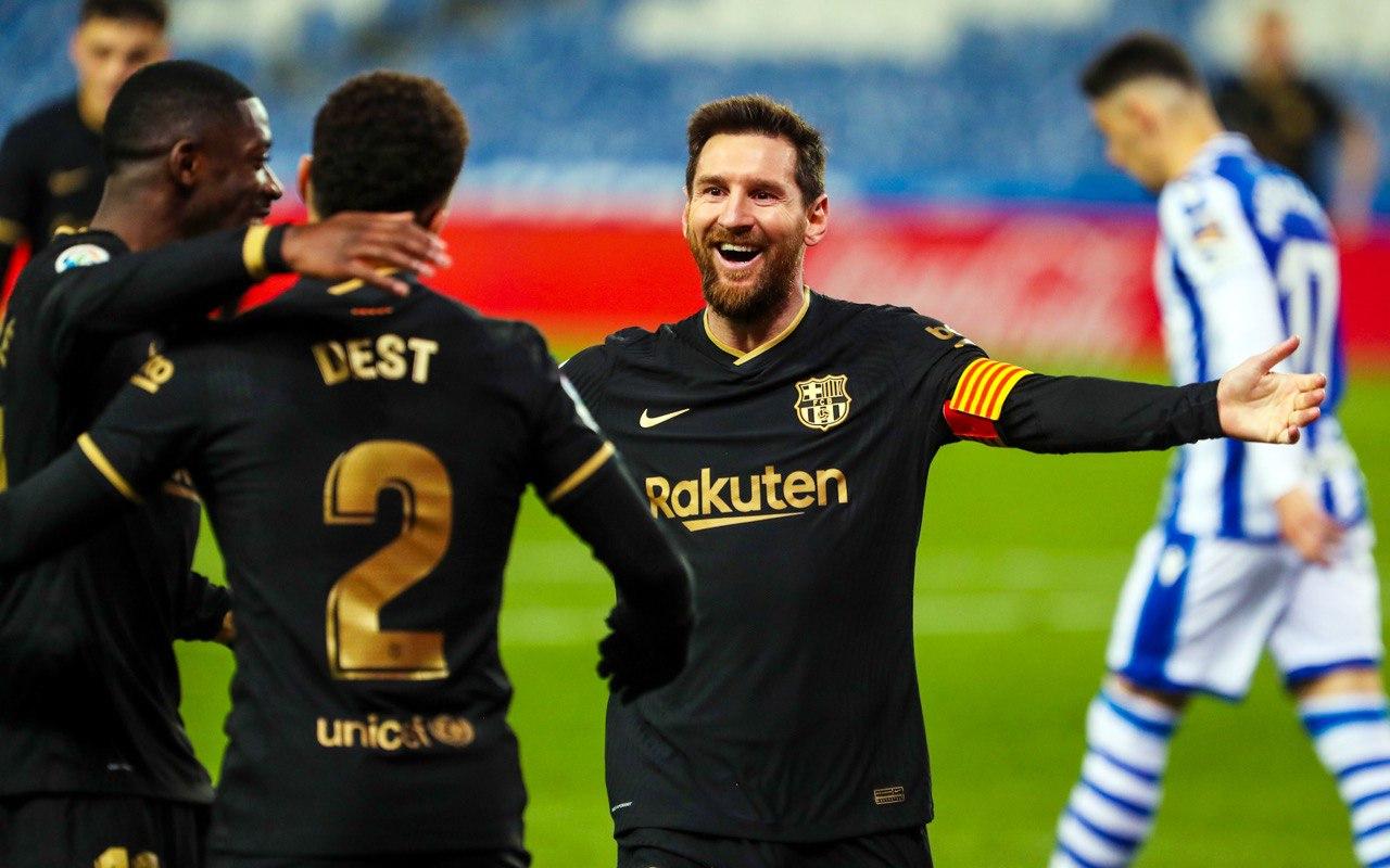 Messi Foto   @FCBarcelona