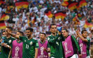 México Selección Foto AFP