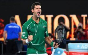 Novak Djokovic | Foto: AFP