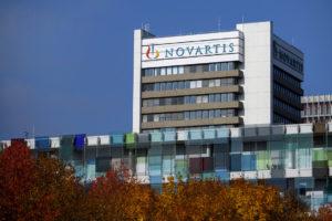 Novartis | Foto: AFP