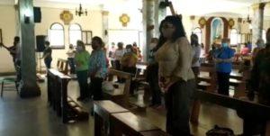 Diócesis de Punto Fijo anunció que no habrán procesiones en Semana Santa