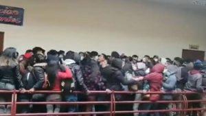 Siete personas irán a prisión por muertes en universidad boliviana | Foto: Unión Radio