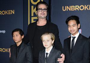 Brad Pitt Foto AFP