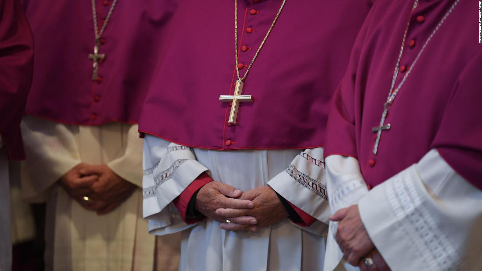 francia sacerdotes | Foto: AFP