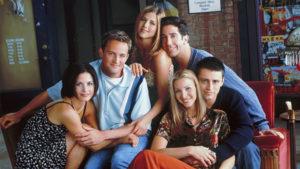 Friends | Foto: Variety.com