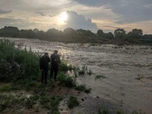 Mujer murió al intentar cruzar la frontera por el río Táchira