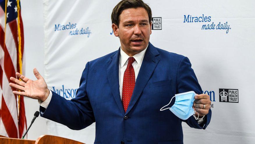 Ron DeSantis Florida Foto AFP