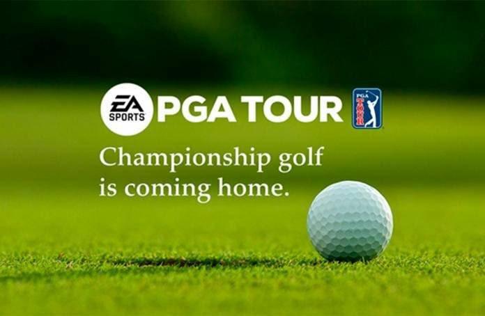 EA Sports volverá a desarrollar un videojuego de la PGA Tour