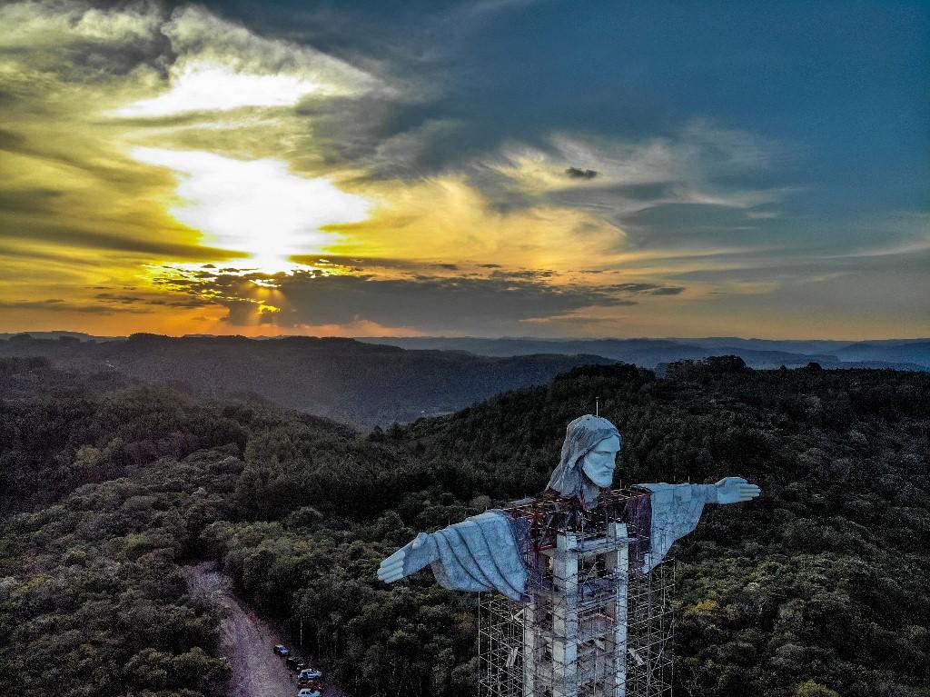 Brasil contará con un nuevo Jesús, más alto que el Cristo Redentor