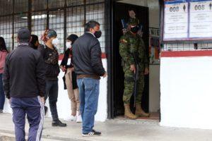 Segunda vuelta electoral en Ecuador