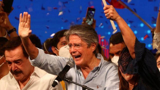 Guillermo Lasso   Foto: Cortesía BBC