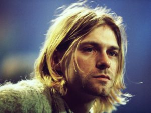 Kurt Cobain | Foto: Cortesía