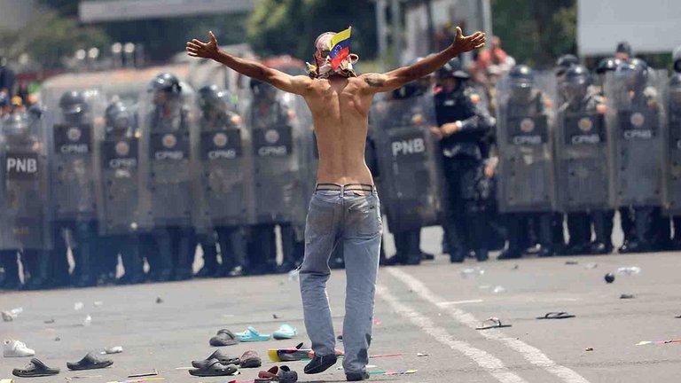 Venezuela   Foto: Cortesía / Infobae