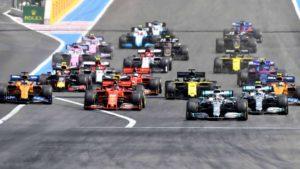 F1 Foto AFP