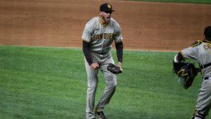 Joe Musgrove Foto: @MLB