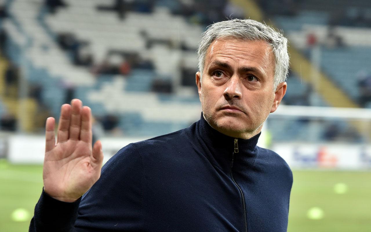 José Mourinho Tottenham Foto AFP