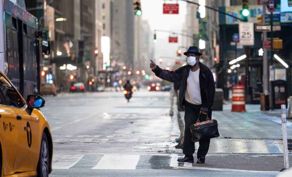 Nueva York Foto AFP