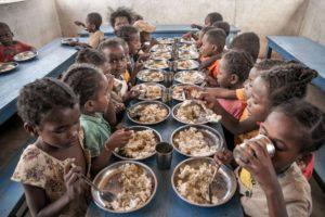 ONG Hambre Foto AFP
