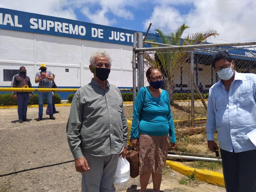 Milagros Mata y Juan Manuel Muñoz | Foto: Cortesía