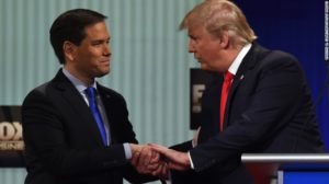 Trump Rubio Foto AFP