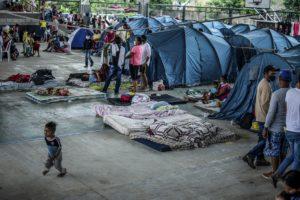 Venezolanos Arauquita Foto AFP