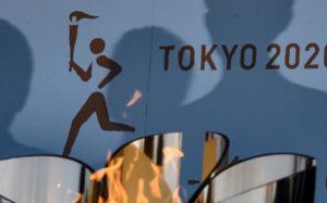 antorcha olímpica Foto AFP