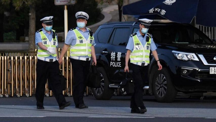 Ataque en China | Foto: Cortesía / Unión Radio