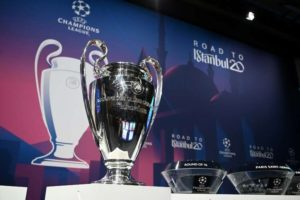champions Foto AFP