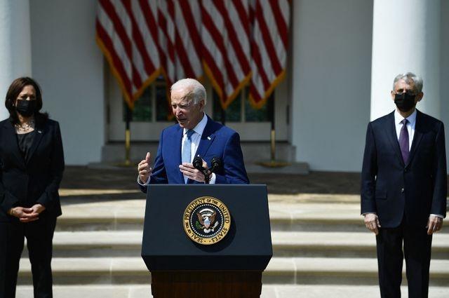 joe biden Estados Unidos Foto AFP