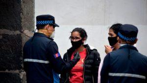 policía Foto AFP