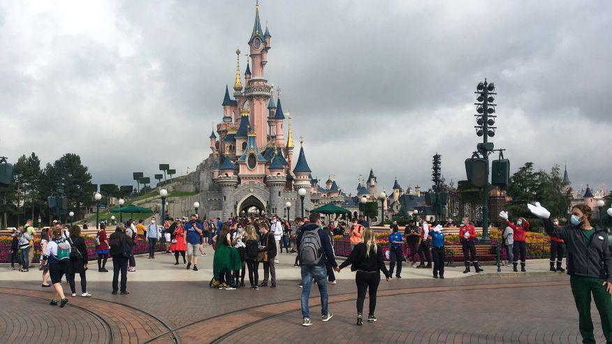 Disneyland Foto AFP