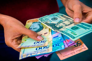 Inflación de abril en Venezuela