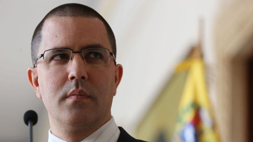 Jorge Arreaza | Foto: Cortesía / Unión Radio