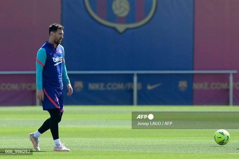 Lionel Messi Cataluña
