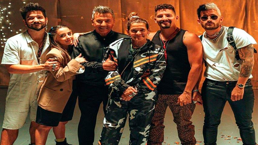 Los Montaner   Foto: Cortesía