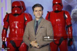 Marvel Oscar Isaac