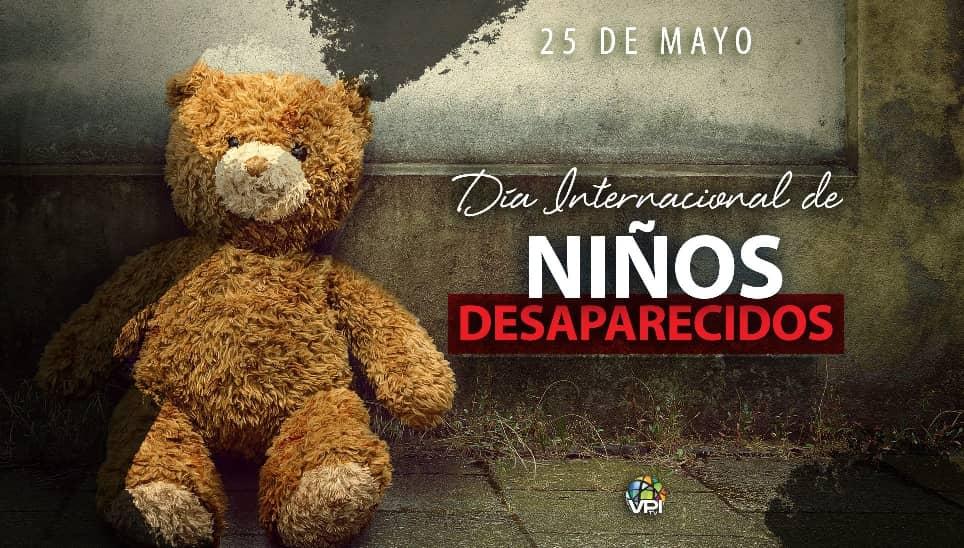 Día Internacional de los Niños Desaparecidos