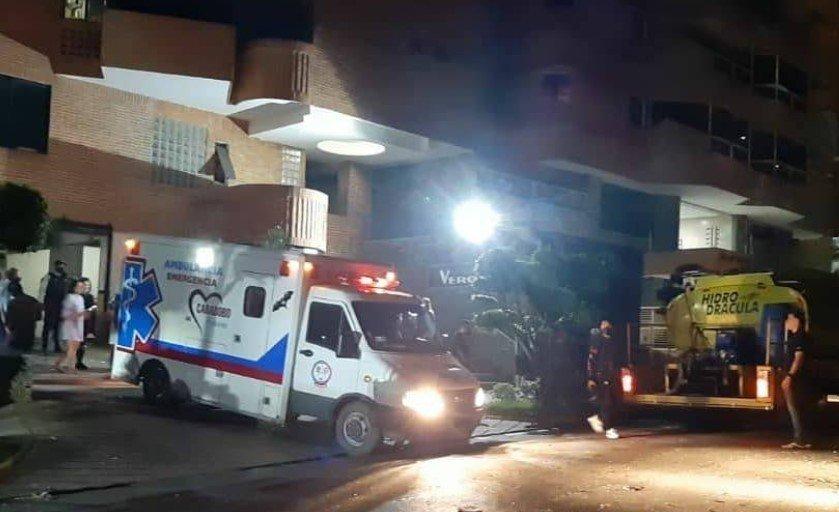 Falleció Mayela Abinazar, la mujer afectada por la explosión en La Trigaleña