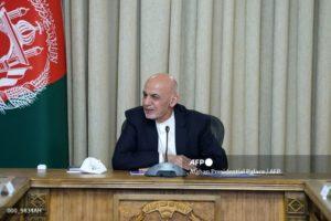 Afganistán Ashraf Ghani