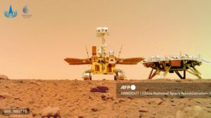 China Marte